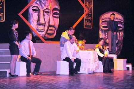 越南戏剧在第四届中国-东盟戏剧周上取得成功 hinh anh 1