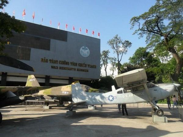 越南战争遗迹博物馆跻身2016年世界25大博物馆榜单 hinh anh 1