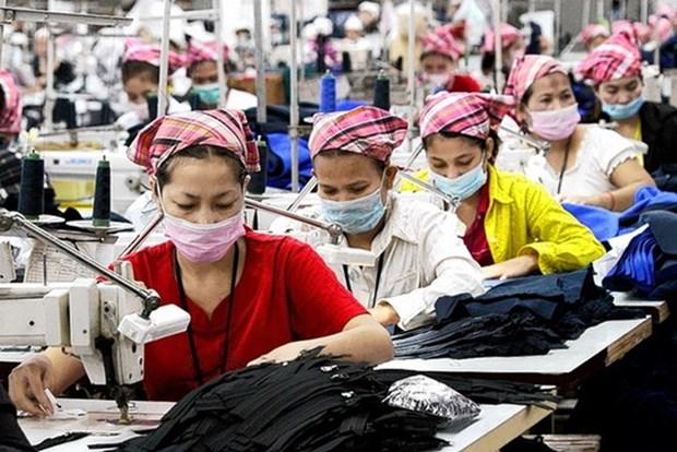 2016年柬埔寨经济增长率预计达7% hinh anh 1