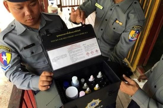 缅甸拟出台有关毒品管制的新政策 hinh anh 1