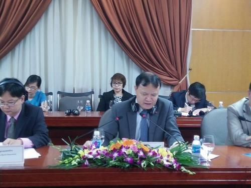 瑞典与越南分享改革创新经验 hinh anh 1