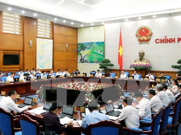 阮春福总理:各部长和省市人民委员会主席可成立工作组进行监督检查 hinh anh 1