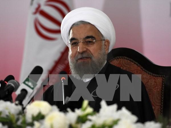 伊朗总统对马来西亚进行正式访问 hinh anh 1