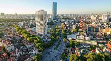 越南首都河内在吸引外资中取得突破性进展 hinh anh 1