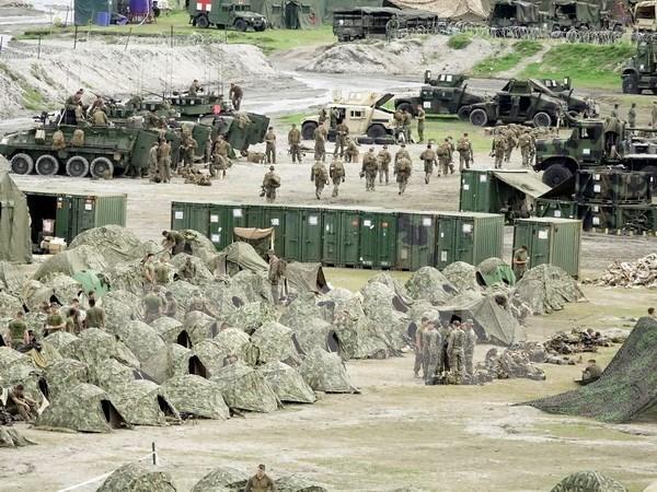 菲律宾最高法院大法官呼吁继续举行美菲联合军事演习 hinh anh 1