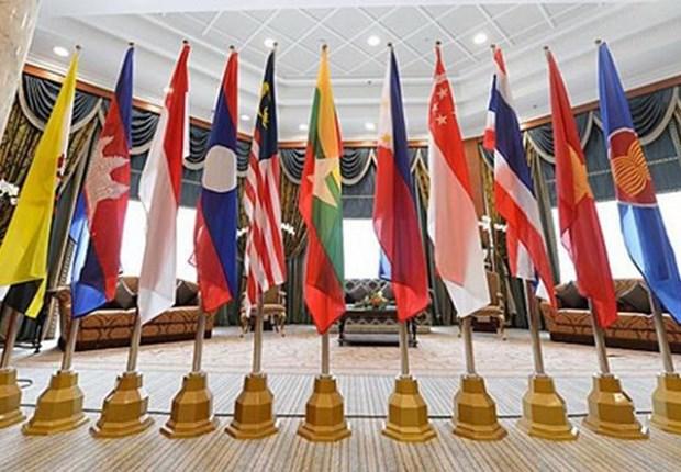 第21届东盟—欧盟外长会议在泰国开幕 hinh anh 1
