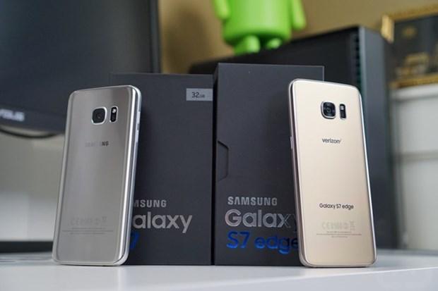 三星GalaxyNote7手机爆炸事件对越南出口影响不大 hinh anh 1