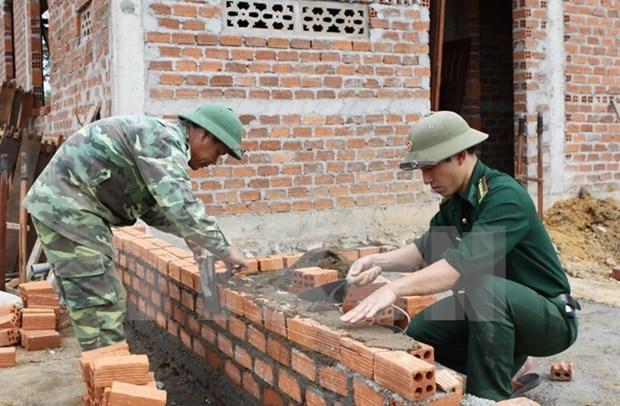越南全国人民着力实现可持续扶贫 推进新农村建设 hinh anh 1