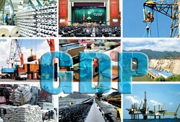 越南力争实现国内生产总值增长6.3%至6.5%的目标 hinh anh 1