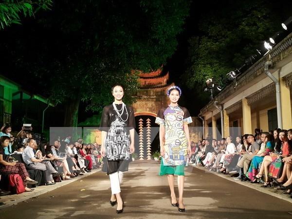 """越南将""""奥黛""""发展成为独特的旅游产品 hinh anh 3"""
