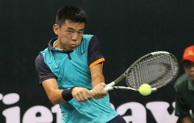 ATP单打世界排名:越南网球名将李黄南上升49位 hinh anh 1