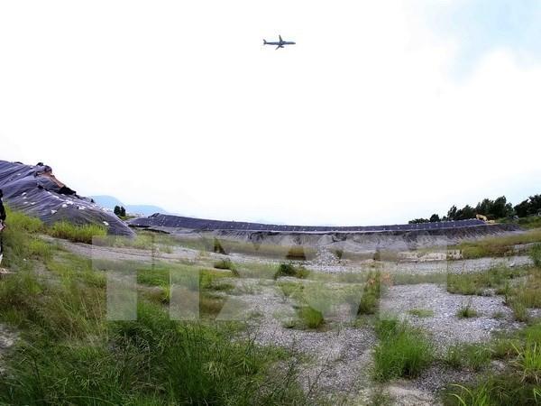 岘港机场二恶英环境污染热处理二期项目正式启动 hinh anh 1