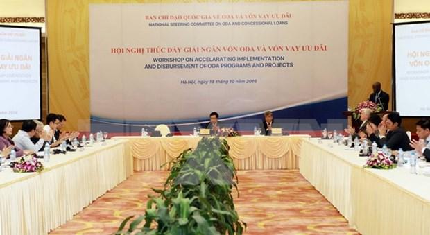 范平明副总理:需要明确ODA管理和使用效果及不足之处 hinh anh 1