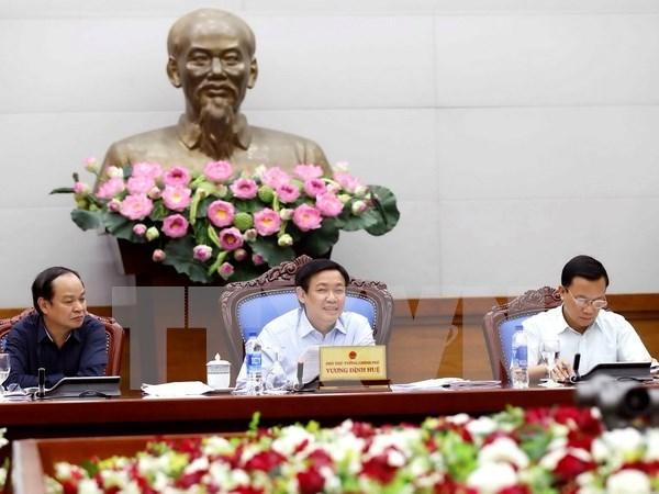 政府副总理王廷惠:保持2016年医保参加者的医疗卫生服务费 hinh anh 1