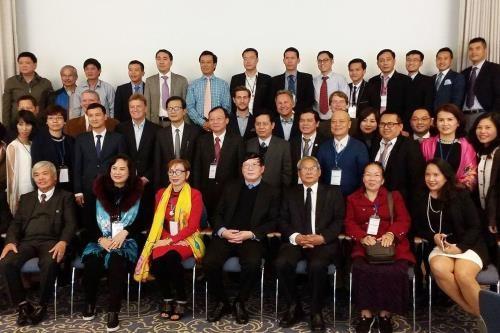 越南在德国举行贸易与投资促进论坛 hinh anh 1