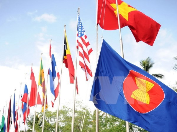 老挝举办第7届东盟互联互通研讨会 hinh anh 1