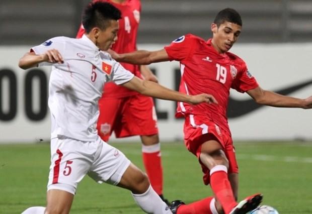亚青U19决赛:越南队创下历史辉煌取得2017年U20世界杯足球赛参赛资格 hinh anh 2