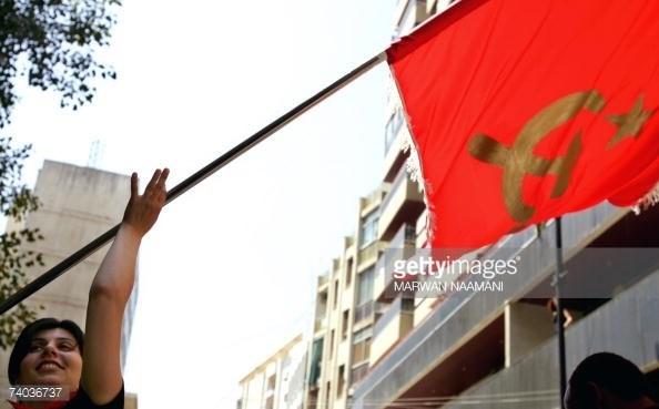 越南出席黎巴嫩共产党建党92周年纪念典礼 hinh anh 1
