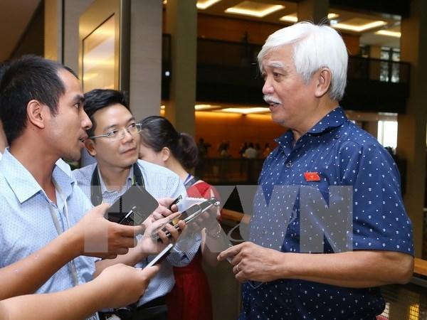 越南第十四届国会第二次会议:反腐不设禁区 hinh anh 1