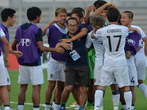 亚青U19决赛:越南队在半决赛迎战日本队 hinh anh 1