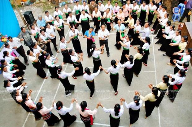 越南着力将傣族群舞列入《人类非物质文化遗产代表作名录》 hinh anh 1