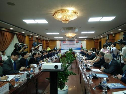 越南与白俄罗斯加强经贸投资合作 hinh anh 1