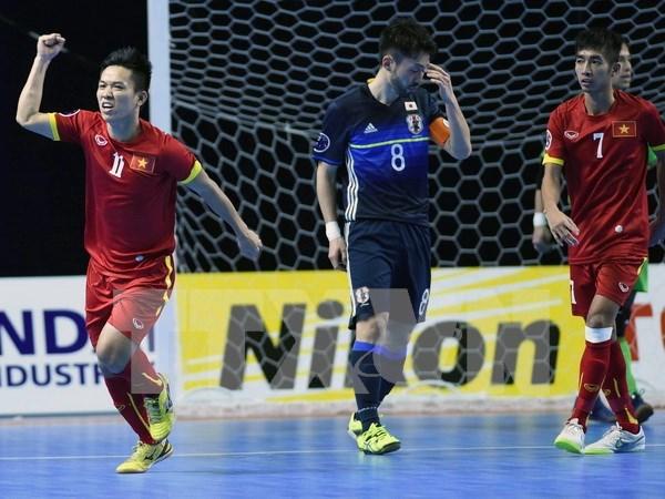 越南承办2017年东南亚室内五人制足球锦标赛 hinh anh 1