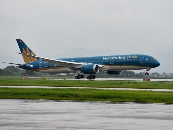 越航用A350飞机执飞胡志明市飞往大阪市航班 hinh anh 1