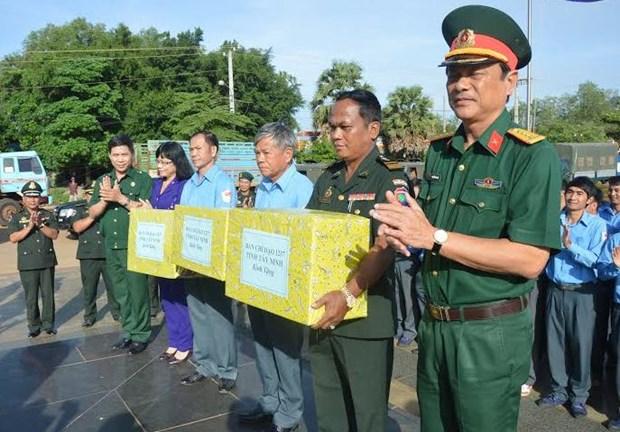 西宁省继续在柬埔寨开展越南志愿军烈士遗骸搜寻归宿工作 hinh anh 1