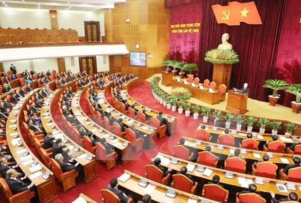 越南提出牢牢巩固宏观经济基础的目标 hinh anh 1