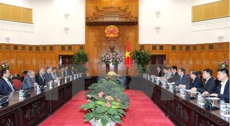 王廷惠副总理希望印度企业加大对越南投资力度 hinh anh 1