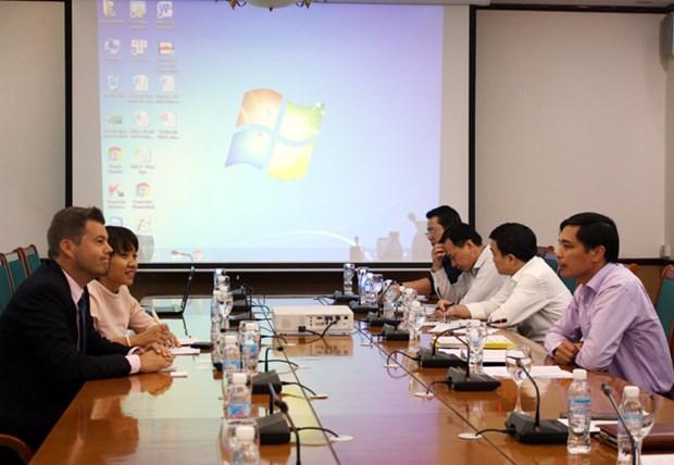 广宁省领导:希望比利时大使馆为比企与本省企业合作提供支持 hinh anh 1