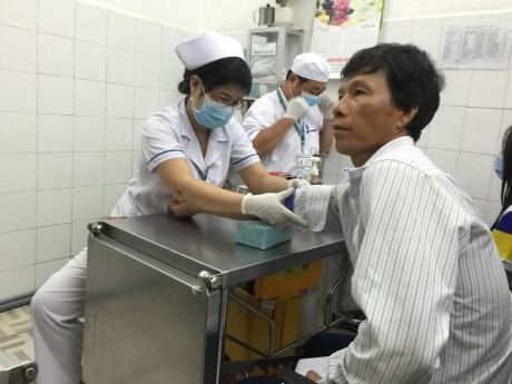 胡志明市成立6个检查团加强寨卡病毒防控工作 hinh anh 1