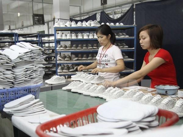越南着力推进皮革制鞋业深入参与全球价值链 hinh anh 1