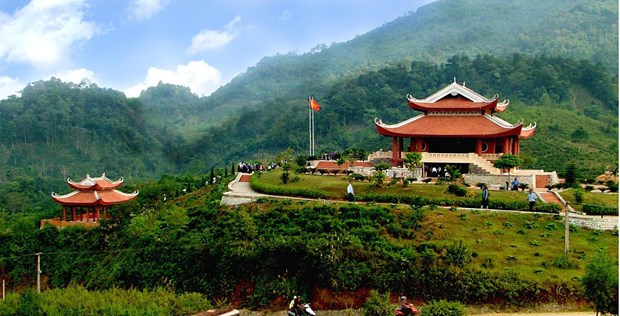 越南政府批准定化安全区特殊国家遗迹区规划 hinh anh 1