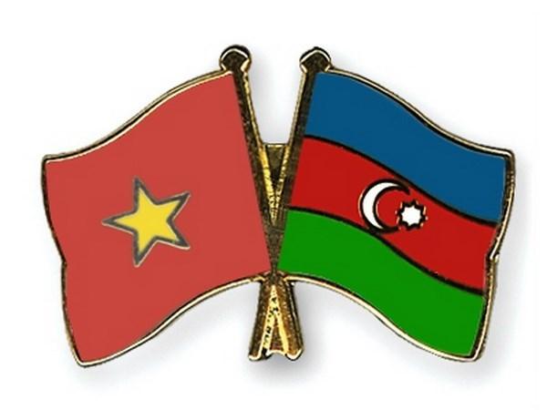 越南与阿塞拜疆代表团举行友好见面会 hinh anh 1