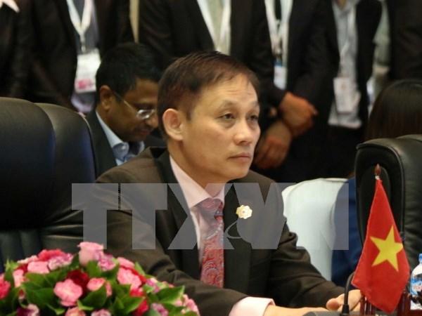 越南当选国际法委员会委员:越南在国际舞台上的地位和威望日益提升 hinh anh 1