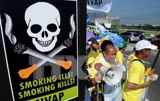 越南出席世卫组织关于《烟草控制框架公约》第七次会议 hinh anh 1