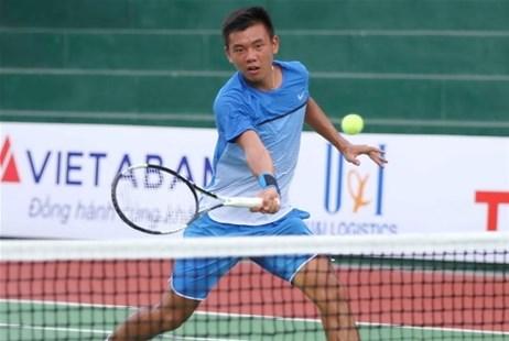 ATP最新排名:李黄南升至世界第620位 hinh anh 1