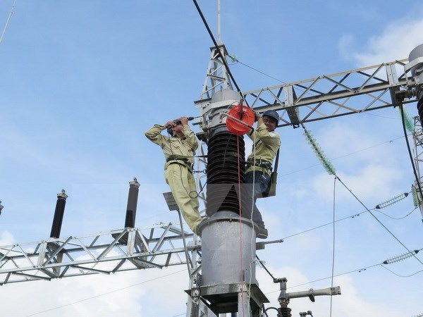 越南成立电力发展国家指导委员会 hinh anh 1