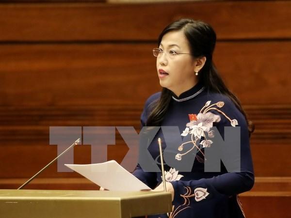 越南第十四届国会第二次会议:按时处理选民们所递交的意见 hinh anh 1