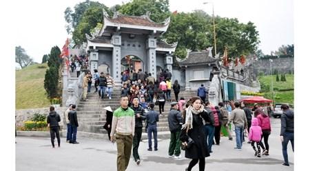 广宁省锦普市的无烟工业 hinh anh 1