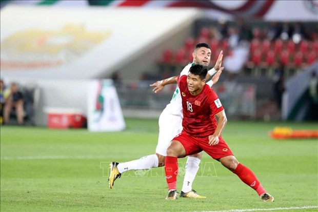 ASIAN CUP 2019:越南队2-3输给伊拉克队 hinh anh 1