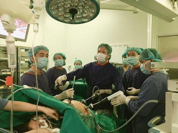 越南之荣光:医疗卫生领域所取得的显著成绩得到表扬 hinh anh 1