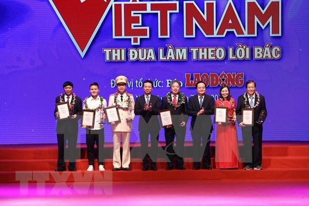 越南之荣光:医疗卫生领域所取得的显著成绩得到表扬 hinh anh 3