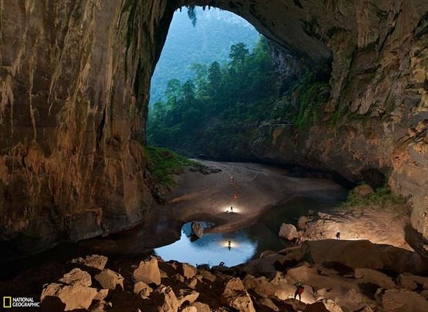 山洞窟——世界上最大的洞穴 hinh anh 1