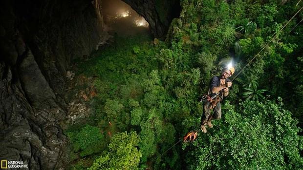 山洞窟——世界上最大的洞穴 hinh anh 2