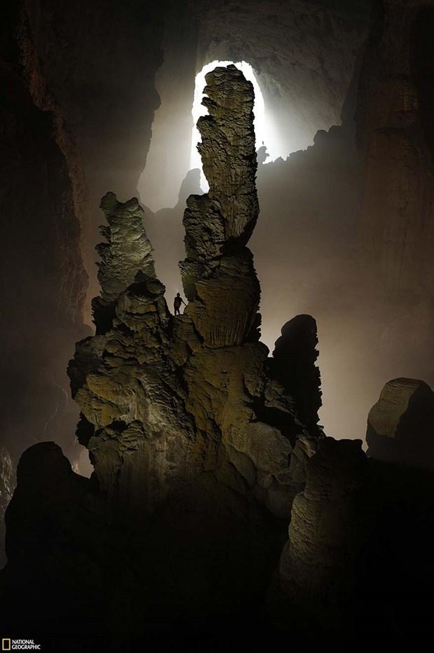 山洞窟——世界上最大的洞穴 hinh anh 4