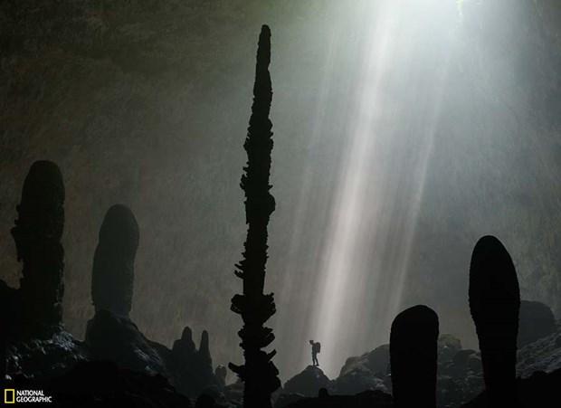 山洞窟——世界上最大的洞穴 hinh anh 6