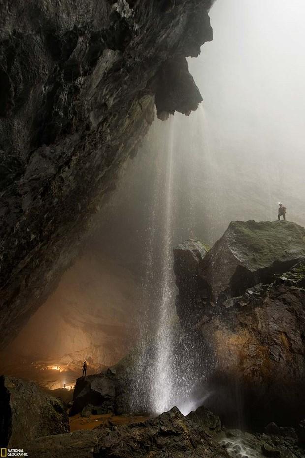 山洞窟——世界上最大的洞穴 hinh anh 7